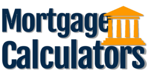 Mortgage Calculators Logo Blue T